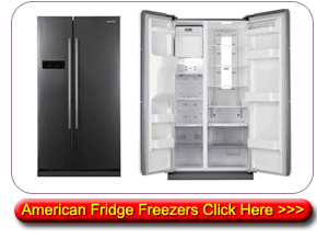 Bosch American Style Fridge Freezers